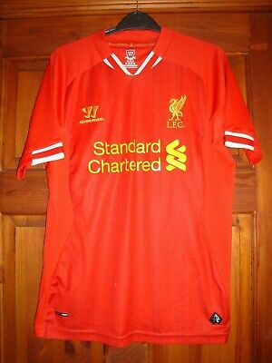£14.99 • Buy Liverpool F.C Football Shirt Red Home Warrior