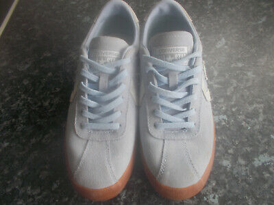 £13.99 • Buy Converse All Star Low Suede Trainers-light Blue-uk 5.5-small Fit**free P&p**