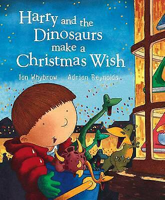£2.49 • Buy Harry And The Dinosaurs Make A Christmas Wish By Ian Whybrow, Good Used Book (Ha