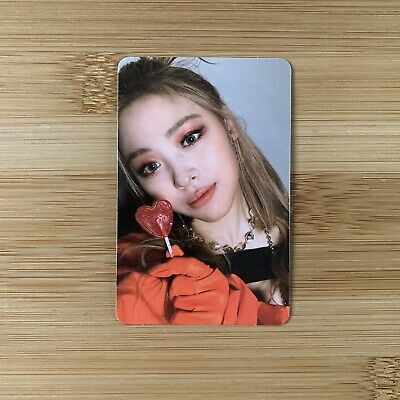 £5.95 • Buy Kpop Itzy Official Guess Who Album Mafia In The Morning Ryujin Photocard