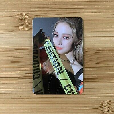 £7.95 • Buy Kpop Itzy Official Guess Who Album Mafia In The Morning Ryujin Photocard