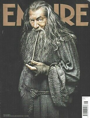 £5.99 • Buy Empire Magazine Issue 266 - August 2011 - The Hobbit - Collector's Cover [r]