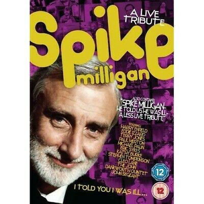 £2.62 • Buy Spike Milligan - I Told You I Was Ill (DVD, 2007)