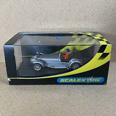 £44.99 • Buy SCALEXTRIC Caterham Super 7 Silver Collector Limited Special Edition 175 / 500
