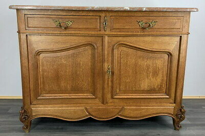 £399 • Buy French Antique Marble  Topped Chest Of Drawers / Sideboard / Washstand