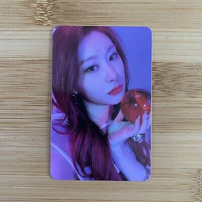 £5.95 • Buy Kpop Itzy Official Guess Who Album Mafia In The Morning Chaeryeong Photocard