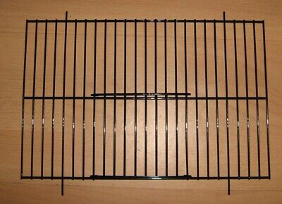 £10.95 • Buy 2 X BLACK UNIVERSAL FINCH / CANARY CAGE / CARRY UNI CAGE FRONTS 12  X 8  - WADES