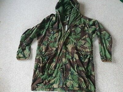 £40 • Buy British Military Army DPM COLD WEATHER Parka Smock Jacket 180/112