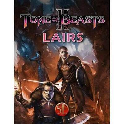AU58.60 • Buy Tome Of Beasts 2 - Lairs (D&D 5th Edition)