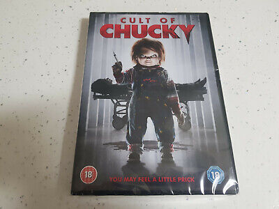 £5.99 • Buy Cult Of Chucky   -   DVD - Brand New!   Child's Play