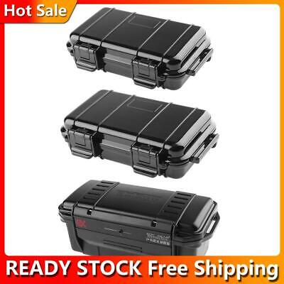 £7.39 • Buy Outdoor Shockproof Sealed Waterproof Safety Case ABS Plastic Tool Dry Box