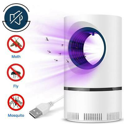 £4.09 • Buy Electric Mosquito Insect Killer UV Light Fly Bug Trap Pest Control Lamp New 6563