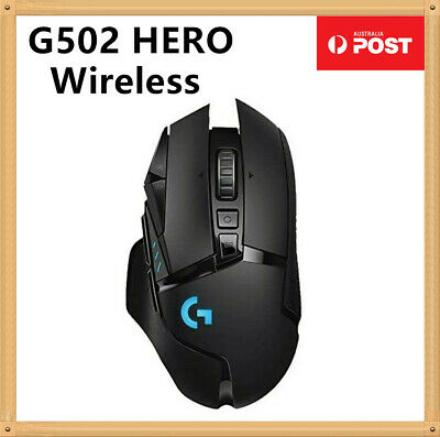 AU169 • Buy Logitech G502 Lightspeed Wired Wireless Gaming Mouse For PC Laptop Rechargeable