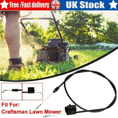 £6.34 • Buy Lawn Mower Lawnmowers Throttle Pull Engine Zone Control Cable For MTD SERIES