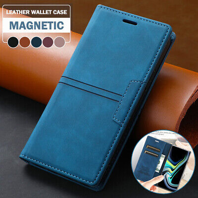 £6.59 • Buy Fr Huawei P30 P20 Mate 10 Pro Lite Y7/Y6 Leather Magnetic Wallet Card Case Cover