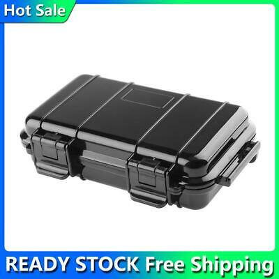 £7 • Buy Outdoor Shockproof Sealed Waterproof Safety Case ABS Tool Dry Box (A)