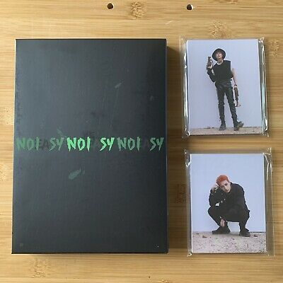 £11.95 • Buy Kpop StrayKids Official Thunderous No Easy Album With Pre Order Photobook
