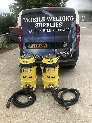 £700 • Buy Weldability Sifvac Fume Extractor With 4 Metre Hose. 110 Volt