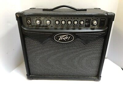 £71.03 • Buy Very Nice Peavy Electronics Vypyr Black Guitar Amp Amplifier