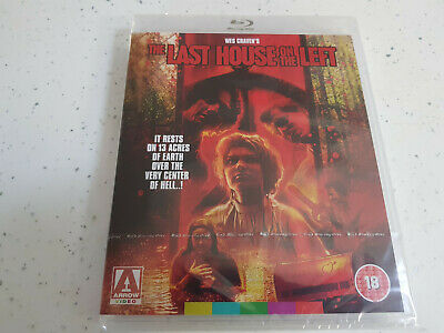 £13.99 • Buy The Last House On The Left - Blu Ray  - New & Sealed  Arrow  Wes Craven