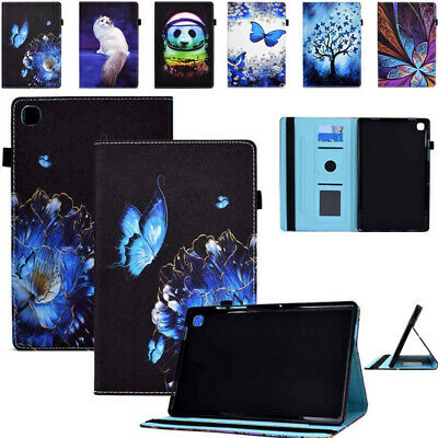AU18.99 • Buy For Samsung Galaxy Tab A A7 S5e S6 Lite Tablet Leather Wallet Stand Case Cover