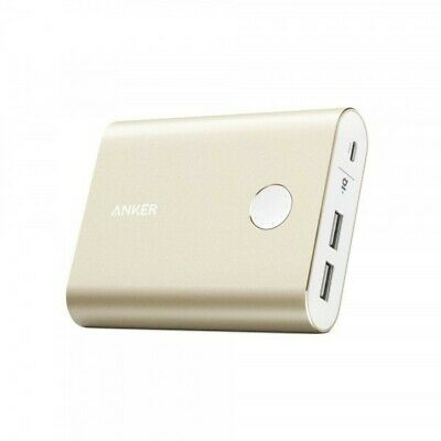 AU90 • Buy ANKER: PowerCore+ 13400mAh With 1x Quick Charge 3.0 - Gold
