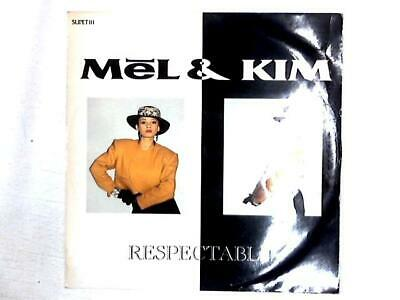 £5.99 • Buy Respectable 12in Single (Mel & Kim - 1987) SUPE T 111 (ID:16298)