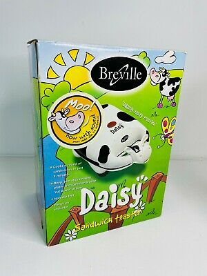 £79.95 • Buy Breville Daisy Sandwich Toaster - New & Boxed - Mint Condition - VERY RARE