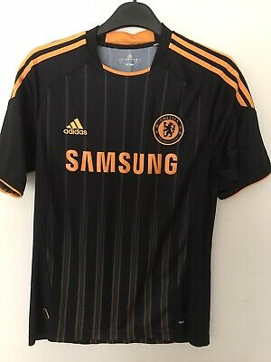 £29.99 • Buy Chelsea 2010/2011 Away Football Shirt Jersey Adidas Size  Large Adult
