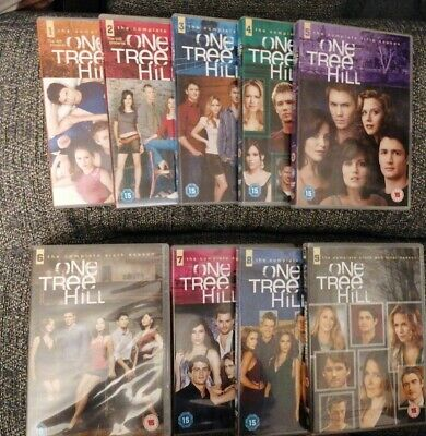 £29.99 • Buy One Tree Hill - The Complete Collection 1-9 Dvds
