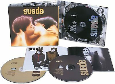 £11.99 • Buy Suede  - Suede  -    Deluxe CD / DVD  -  New & Sealed