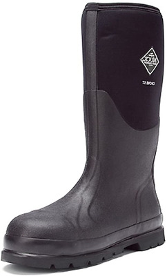 £58.48 • Buy Muck Chore Classic Tall Steel Toe Men's Rubber Work Boots