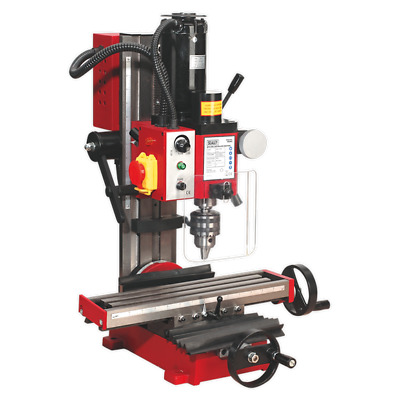 £799 • Buy Sealey Mini Drilling And Milling Machine SM2502 (A)