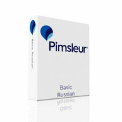 £13.26 • Buy Basic Russin By Pimsleur