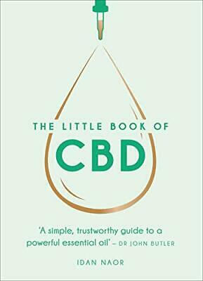 AU139.45 • Buy The Little Book Of CBD: A Simple, Trustworthy Guide To A Powerful Essential Oil