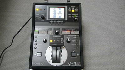 £917.05 • Buy Roland V-4EX Compact Video Mixer 4 Channels Digital Video Mixer Touch Control