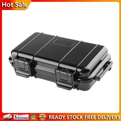 £7.39 • Buy Outdoor Shockproof Sealed Waterproof Safety Case ABS Tool Dry Box (B)