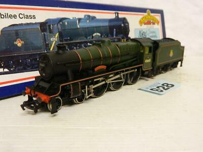 £80 • Buy Bachmann OO BR Jubilee Class 4-6-0 Tender Loco Lord Rutherford Of Nelson