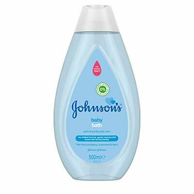 £2.25 • Buy Johnson's Baby Bath 500 Ml – Gentle And Mild For Delicate Skin And Everyday