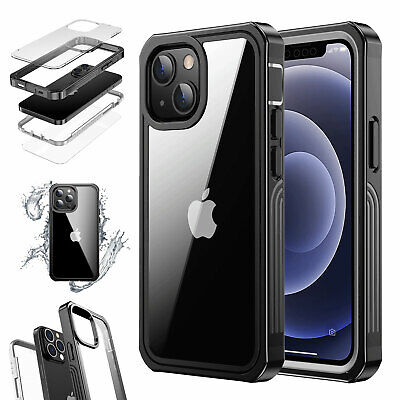 AU16.46 • Buy Defender Shockproof Waterproof Case For IPhone 12 11Pro Max XS MAX X 6s 7 8 Plus