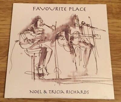 £1.99 • Buy Favourite Place - Noel & Tricia Richards - Cd - New & Sealed - Free Uk Postage