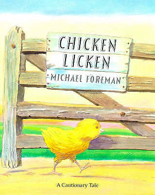 £2.69 • Buy Chicken Licken By Foreman, Michael, Good Used Book (Hardcover) FREE & FAST Deliv