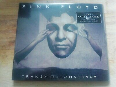 £9 • Buy Pink Floyd Transmissions 1969 New 2xCD