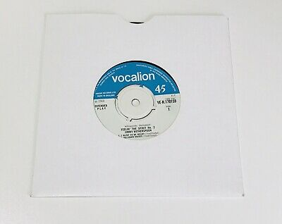 £10 • Buy Jimmy Witherspoon   Feelin ' The Spirit No 2   Vocalion Record Label