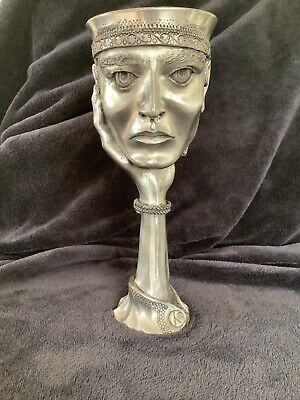 £30 • Buy Lord Of The Rings Pewter Goblet, Celeborn
