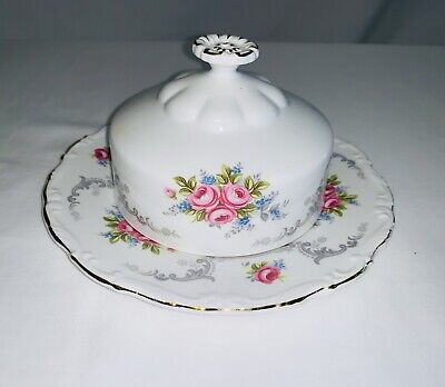 £41.27 • Buy Royal Albert - Tranquility, Dome Lidded Butter Dish