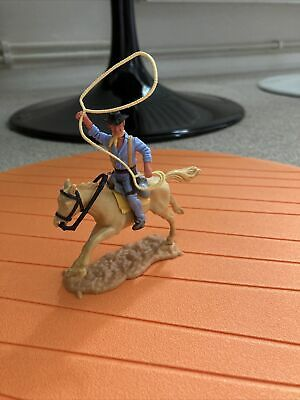 £24.99 • Buy Vintage Timpo Mounted Cowboy Fourth Series