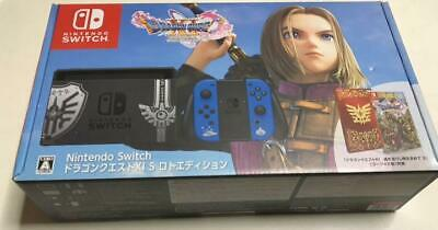 AU814.19 • Buy Nintendo Switch Console Dragon Quest XI S Lotto Limited Edition  From Japan USED