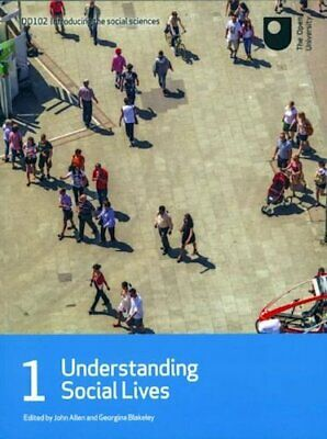 £3.07 • Buy Understanding Social Lives Book 1, Open University Course Team, Used; Good Book