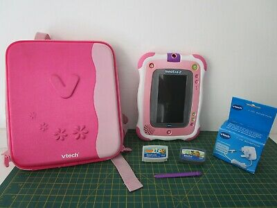 £19.99 • Buy VTech INNO TAB 2 Pink Tablet Comes With 2 Games, Case & Adaptor